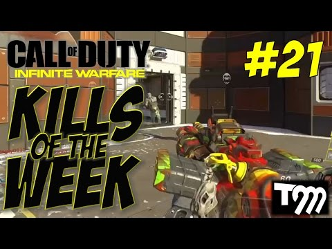Call of Duty Infinite Warfare - TOP 10 KILLS OF THE WEEK #21