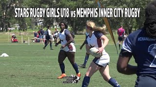 Tropical 7s 2019: Stars Rugby GU18 vs Memphis Inner City Rugby