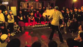 TRIGGER vs A.K.A TWO / Final / One Nation Under A Groove Vol.2 / Allthatstreet