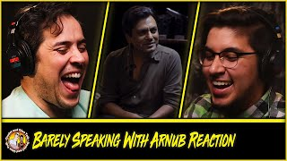 TVF Barely Speaking with Arnub - Nawazuddin Siddiqui Reaction Video