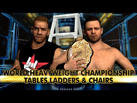 The Miz puts his World Title up against Christian