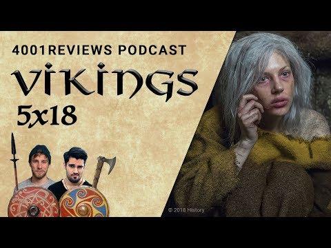 Podcast: Vikings 5x18 &39;Baldur&39; Analyse Theorien Fakten  4001Reviews Podcast 46