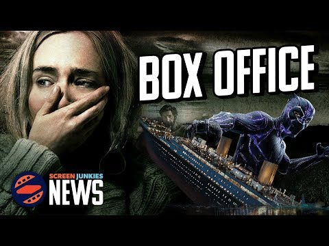 'Quiet Place' Opens Huge, Black Panther Sinks 'Titanic' - Charting with Dan!