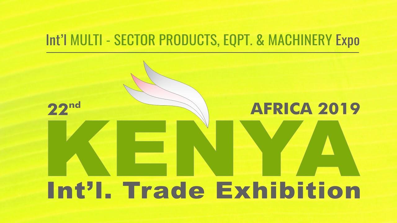 Kenya International Trade Exhibition (KITE) 2019 - Digital Billboard Ad