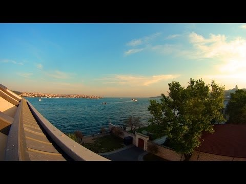 Luxury in Istanbul at the Shangri-La Bosphorus
