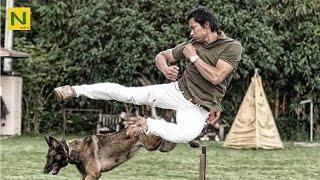 【魅惑の映画スター】トニー・ジャー!撮影でも日常でもキレキレの動き! | Tony Jaa enchanting Movie Star