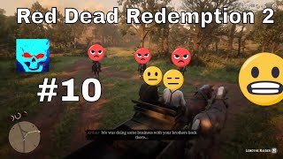 Hella Busted - Red dead redemption 2  Part 10