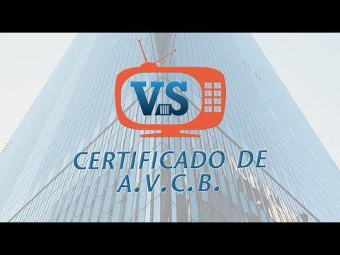 CONDOMÍNIO - CERTIFICADO DE A.V.C.B.