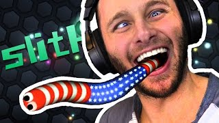 Slither.io | TAKE THE NUMBER 1!!