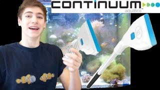 Aquablades Clean Aquarium Glass And Acrylic! - Continuum Aquatics