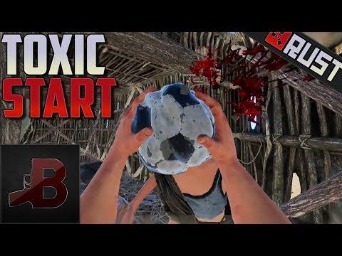 Toxic Start - Rust thumbnail