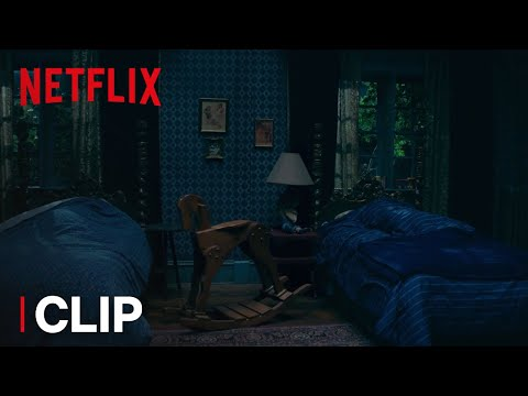 The Haunting of Hill House | Clip: We Screamed When We Saw It | Netflix