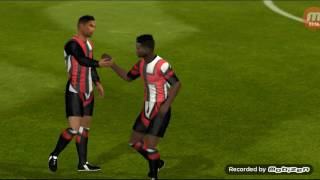DREAM LEAGUE SOCCER 16 ANTRENMAN