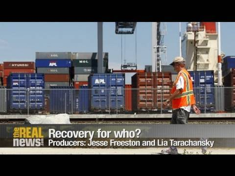 Recovery for whom?