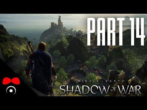KDE JE BRUZÍČEK?! | Shadow of War #14