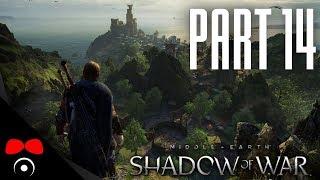 KDE JE BRUZÍČEK?!   Shadow of War #14