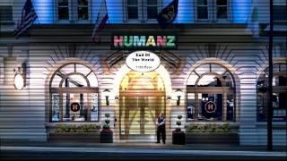 Gorillaz - Strobelite (Humanz) + Visual