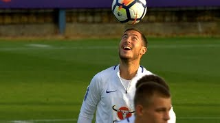 Eden Hazard vs Everton U-23 (25/08/2017) HD 1080i
