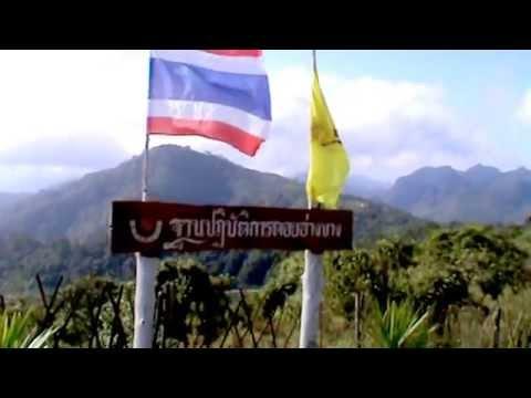 ฐานดอยอ่างขาง เชียงใหม่ Chiangmai Thailand