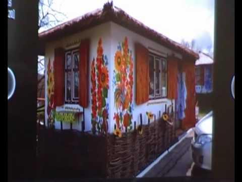 українська хата фото