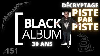 ANALYSE black album METALLICA [UCLA²] 151