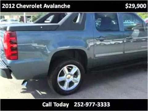 2012 chevrolet avalanche used cars rocky mount nc youtube. Black Bedroom Furniture Sets. Home Design Ideas