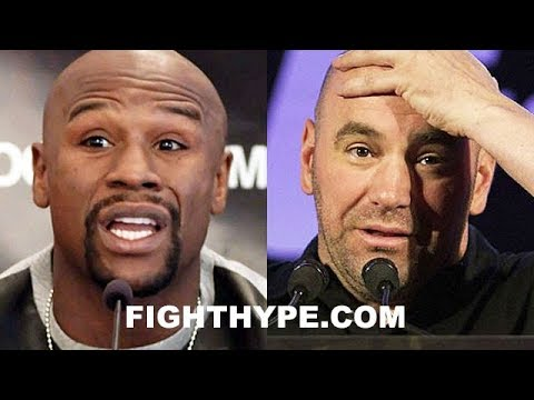 Download Youtube: MAYWEATHER CHECKS DANA WHITE FOR USING NAME TO RENEW FOX DEAL; ENDS UFC RUMORS ONCE AND FOR ALL
