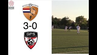 OASL League Game 2019 | GPS Academy v Dutch Connections FC