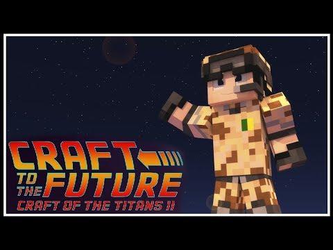 CRAFT TO THE FUTURE - SERIE NOVA!