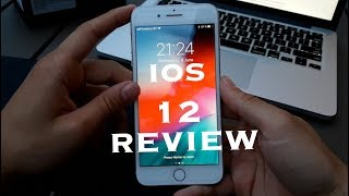 iOS 12 beta - Review