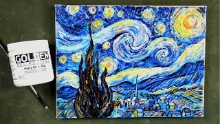 Step by Step Van Gogh