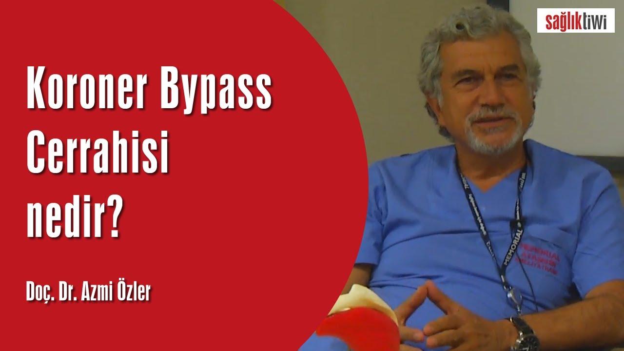 Koroner Bypass Cerrahisi nedir?