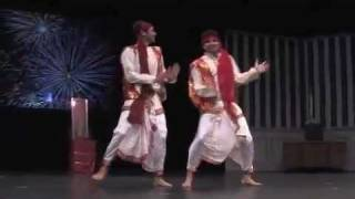 Modern Indian Dance Academy RGK Chingari (Fire) Concert in USA