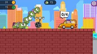 Monster Run: Jump Or Die Gameplay screenshot 1