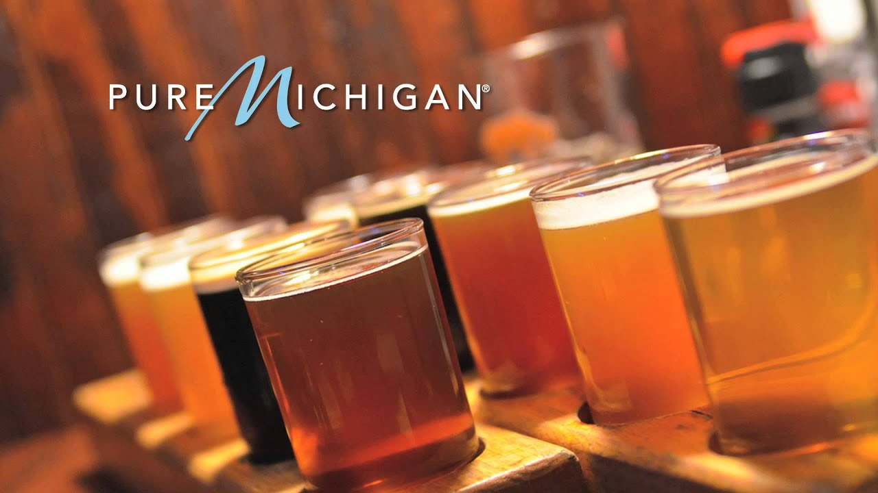 Michigan Craft Beer and Breweries   Pure Michigan - YouTube