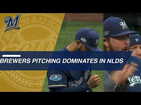 Milwaukee Brewers sweep Colorado Rockies, advance to NLCS