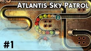 GUARDING AMERICA FROM ABOVE! | Atlantis Sky Patrol #1