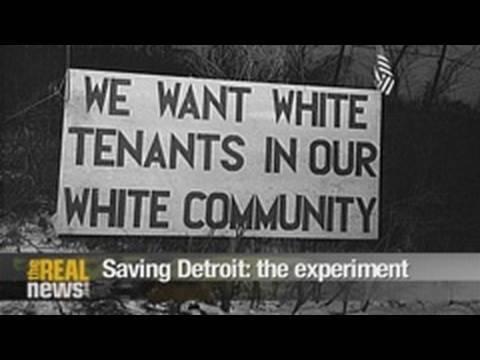 Saving Detroit