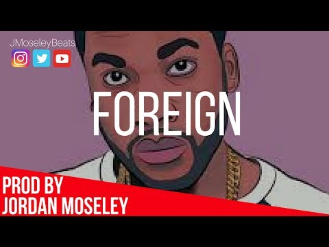 Meek Mill Type Beat x French Montana Type Beat - Foreign | Type Beat 2017 | Instrumental
