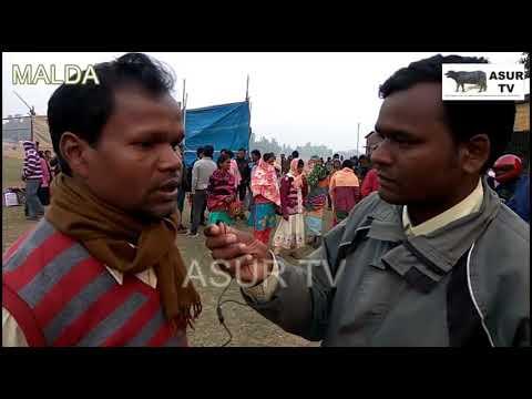 S.T. boy, Kangoi, starts a business.. interview in Santali...