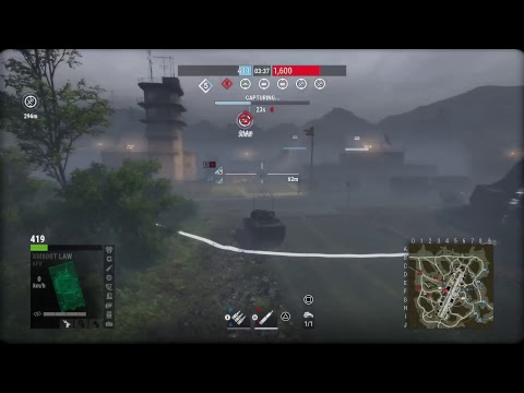 Armored Warfare : Love is a Battlefield