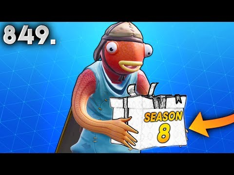 NEXT SEASON WILL START SOON?! - Fortnite Funny WTF Fails and Daily Best Moments Ep. 849