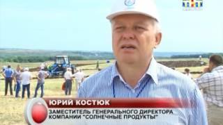 В Саратове открылась большая сельскохозяйственная выставка - День поля 2016