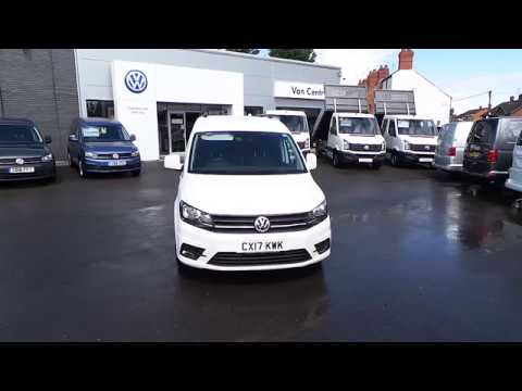 Volkswagen Caddy C20 2.0 TDI 150PS Highline Panel Van For Sale At Volkswagen Van Centre Wrexham