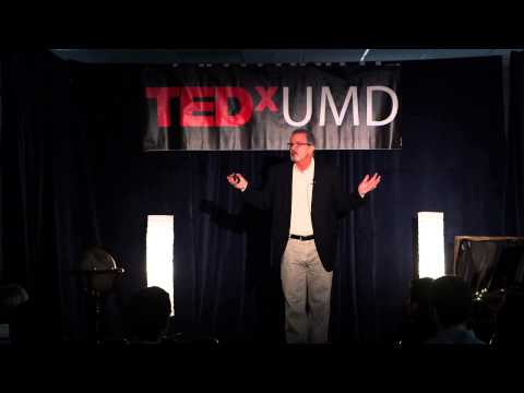 You're grounded!: Bob Rosen at TEDxUMD - YouTube