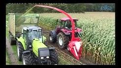 Valmet traktori ennen ja nyt.