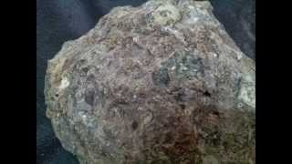 Kimberlite with precious stone and diamond natural ore also found(