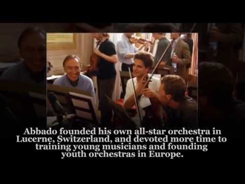 Facts about Claudio Abbado