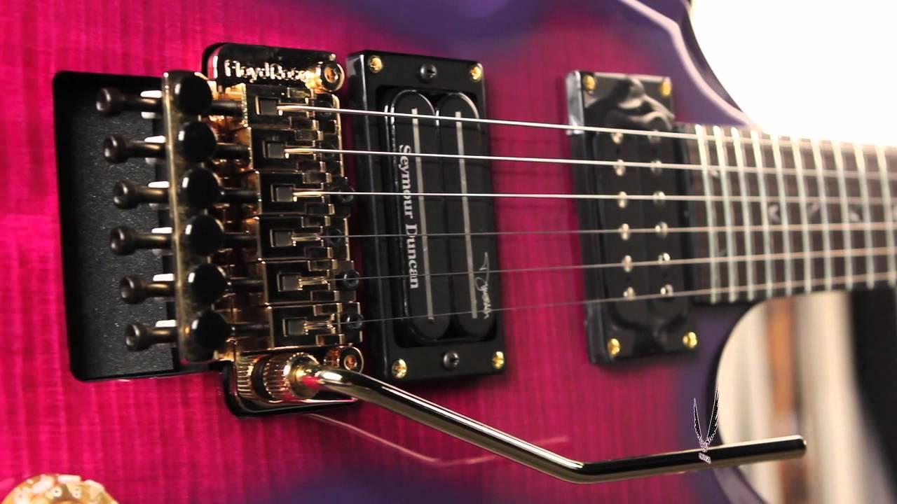dean guitars dcr 5 dimebag razorback blacktooth youtube. Black Bedroom Furniture Sets. Home Design Ideas