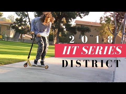 District 2018 HT Series Promo